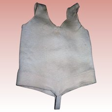 Antique Jersey Knit Underwear for Boys or baby dolls