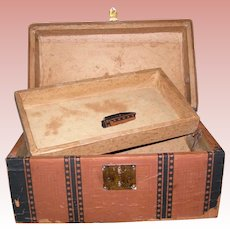 Small Dome Trunk for dolls