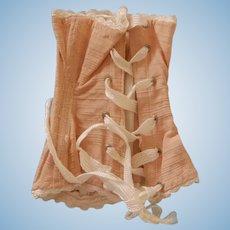Tiny Flesh Toned Corset for Fashion