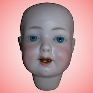"10.5"" HC #590 A5M Bisque Head Character Face"