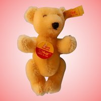 Steiff Bear Pin 5 Way Jointed