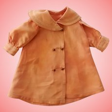 11.5 Inch Dusty Pink Coat for Character