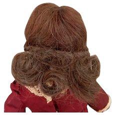 Small Human Hair Wig