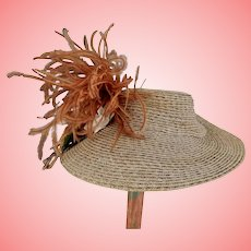 Beautiful Artist Hat for Your Best Doll