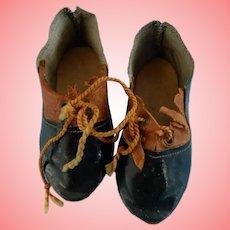 Factory Kestner Oilcloth Shoes TLC