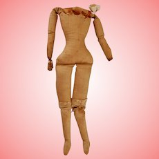 Delicate 15 Inch Body/ Comes with Antique Hands