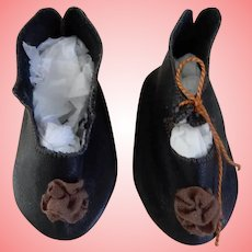 Vintage Replacement Doll Shoes