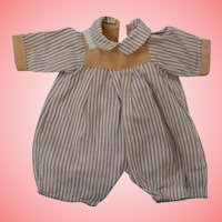 Vintage Romper for a Cabinet Size Doll