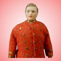 Doll House Chauffeur in Original uniform