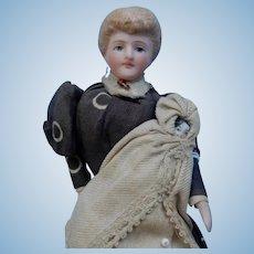 All Original 6 Inch Doll House Nanny