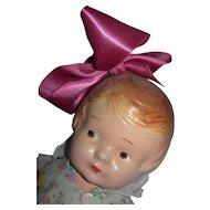 "Inventory Sale Vinatge 11"" Cute Little Nancy by RB"
