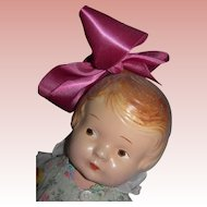 "Inventory Sale Vinatge 11"" Cute Little Nancy by RB"