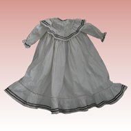 """Inventory Sale*** Polished Cream Cotton Kate Greenway Style Dress for 20-24"""""""