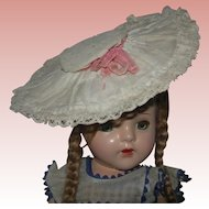Inventory Sale*** Vintage Lace Hat