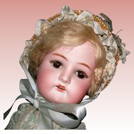 "22"" CO Dressel Dressed as a Lady in Mint Green, Beautiful doll!"