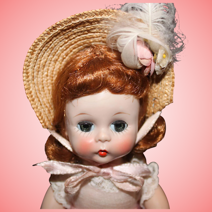 1954 8 Wendy Southern Belle or Wendy Little Southern Girl