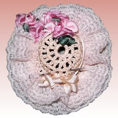 Darling Miniature Hat for small dolls