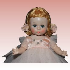 "1953 SLNW Madame Alexander 8"" Ballerina"