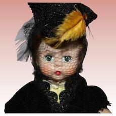 1957 BKW Madame Alexander Aunt Agatha