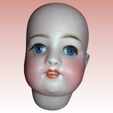 "11 1/4"" HC Simon-Halbig 570 Bisque Head....Pretty eyes!"