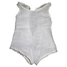 Vintage Thin Cotton Undie for Composition or Hard Plastic dolls.