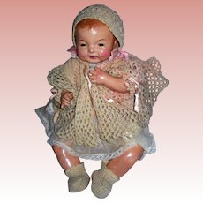 """Antique Bubbles clothing for 20"""" doll"""