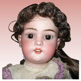 """20"""" #1079 Simon-Halbig Pretty Girl ready for Holidays"""