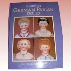 Identifying German Parian Dolls By Mary Krombholz