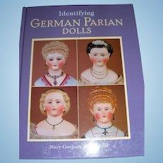 Identifying German Parian Dolls By Mary Krombholz