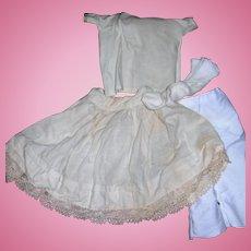 Vintage Cotton Undies 4 Bisque Dolls