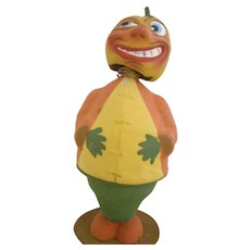 German Veggie Man Candy Container