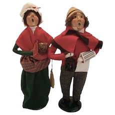 Buyers' Caroler Dolls for Christmas - Red Tag Sale Item