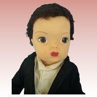 16 Inch Terri Lee Groom Doll 1950's