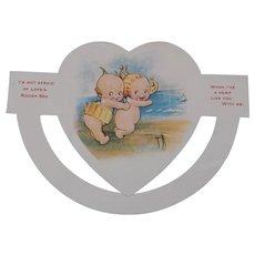 Kewpie Valentine