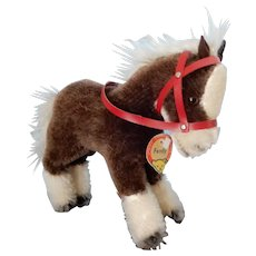 Steiff Play Horse Ferdy