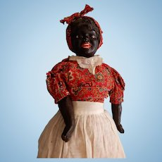 Fabulous Ethnic 15 Inch All Original Character Doll