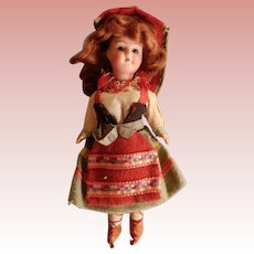 6.5 Inch All Original CM Doll