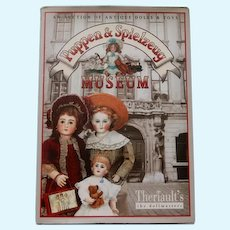 Puppen & Spielzug Museum Catalog/Dolls and Toys