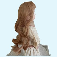 Vintage HH Long French Wig