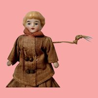 All Original Dollhouse Girl 3.75 Inches