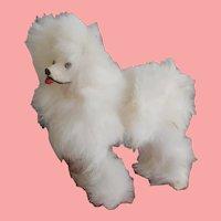 5 Inch Salon Spitz Pomeranian for Fashions or Small Dolls