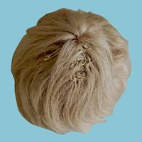 6.5 Inch Antique Mohair Wig