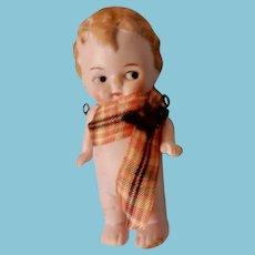 Chubby All Bisque 2 Inch Original Boy