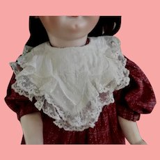 Beautiful Batiste and Lace  Collar for a Plain Dress