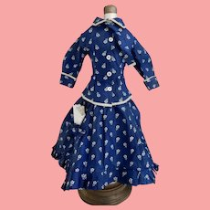 Antique Dress for Smaller French Fashion