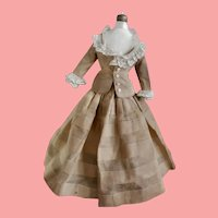 15.5 Inch Two Piece Dress for French Fashion or China