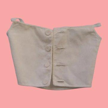 Beautiful ly Detailed Fashion/  Undergarment/Vest