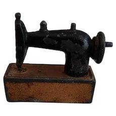 Miniature Sewing Machine/Pencil Sharpener