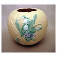 Bouquet Weller Pottery Large Vase
