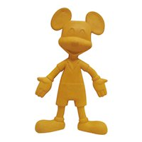 1960's Mickey Mouse Bendy Toy Made In USA